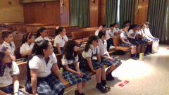 Celebración comuniones M. Pilar