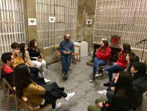 reparto cena GC 18-10-2019